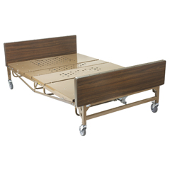 15303 - Drive MedicalFull Electric Super Heavy Duty Bariatric Hospital Bed