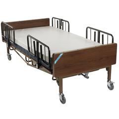 15303BV-PKG - Drive MedicalFull Electric Super Heavy Duty Bariatric Hospital Bed
