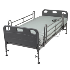 15560-PKG - Drive MedicalCompetitor Semi-Electric Bed