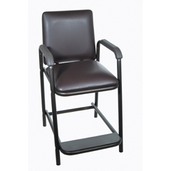 17100-BV - Drive Medical - High Hip Chair with Padded Seat