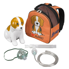 DRV18090-BE - Drive MedicalPediatric Beagle Compressor Nebulizer with Carry Bag