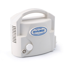 DRV3655D - DeVilbissPulmo-Aide Compact Compressor Nebulizer System with Disposable Nebulizer