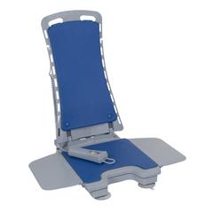 DRV477150312 - Drive Medical - Whisper Ultra Quiet Bath Lift, Blue