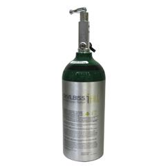 DRV535D-C-870 - DeVilbiss870 Post Valve Oxygen Cylinder