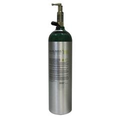 DRV535D-D-870 - DeVilbiss - 870 Post Valve Oxygen Cylinder