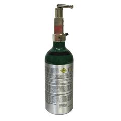 DRV535D-M4-870 - DeVilbiss870 Post Valve Oxygen Cylinder