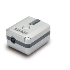 DRV6910D-DR - DeVilbissTraveler Portable Compressor Nebulizer System
