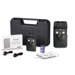 DRVAGF-602 - Drive MedicalPortable Dual Channel TENS Unit with Timer and Electrodes