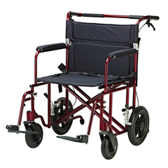 ATC22-R - Drive MedicalBariatric Heavy Duty Transport Chair