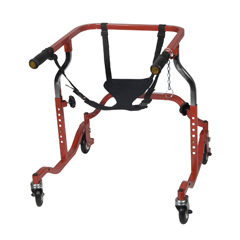 CE-1070S - Inspired by Drive - Seat Harness for all Wenzelite Anterior and Posterior Safety Rollers and Nimbo Walkers