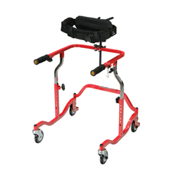 CE-1080-S - Drive MedicalTrunk Support for Adult Safety Rollers