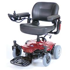 DRVCOBALTX23RD16FS - Drive MedicalActiveCare Cobalt X23 Rear-Wheel Drive Standard Power Wheelchair