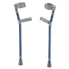 DRVFC100-2GB - Inspired by Drive - Pediatric Forearm Crutches