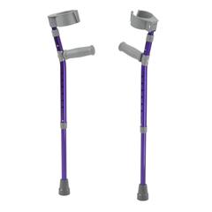 DRVFC100-2GP - Inspired by Drive - Pediatric Forearm Crutches