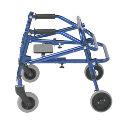 DRVKA1200S-2GKB - Inspired by Drive - Nimbo 2G Lightweight Posterior Walker with Seat