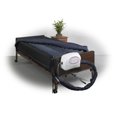 LS9500 - Drive MedicalLateral Rotation Mattress with on Demand Low Air Loss, 10