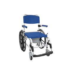 NRS185006 - Drive MedicalAluminum Shower Commode Mobile Chair