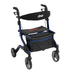 DRVRTL10555BL - Drive MedicaliWalker Euro Style Rollator