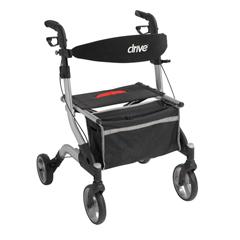 DRVRTL10555SL - Drive MedicaliWalker Euro Style Rollator