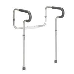 RTL12000 - Drive MedicalToilet Safety Frame with Padded Armrests