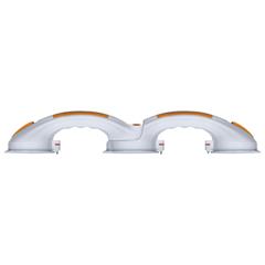 RTL13084 - Drive MedicalAdjustable Angle Rotating Suction Cup Grab Bar