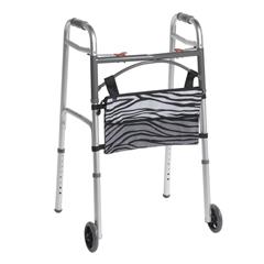 DRVRTL8081Z - Drive MedicalAgeWise Walker Rollator Front Organizer with Mesh