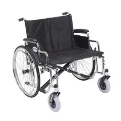 STD26ECDDA - Drive MedicalSentra EC Heavy Duty Extra Wide Wheelchair