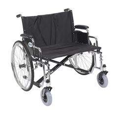 STD28ECDDA - Drive MedicalSentra EC Heavy Duty Extra Wide Wheelchair