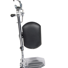 STDELR-TF - Drive MedicalElevating Legrests for Bariatric Sentra Wheelchairs
