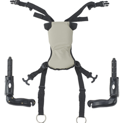 TK-1070-L - Inspired by DriveTrekker Grait Trainer Hip Positioner and Pad