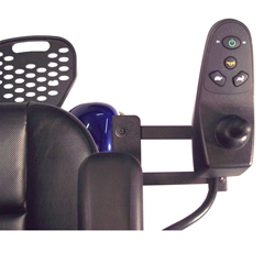 TRID-31 - Drive MedicalSwingaway Controller Arm for Power Wheelchairs