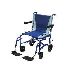 TS19 - Drive MedicalTranSport Aluminum Transport Wheelchair