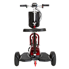 DRVZOOME3 - Drive MedicalZooMe Three Wheel Recreational Power Scooter