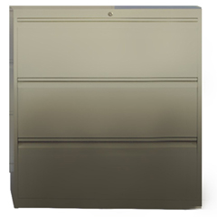 DSS803-36L - Datum Storage SolutionsLateral, 36 3 Drawer