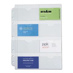 DTM87325 - Day-Timer® Business/Credit Card Holder