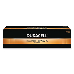 DURAACTBULK36 - Duracell® Coppertop® Alkaline Batteries