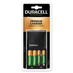 DURCEF27 - Duracell® ION SPEED™ 4000 Hi-Performance Charger