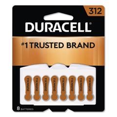 DURDA312B8ZM09 - Duracell® Button Cell Battery