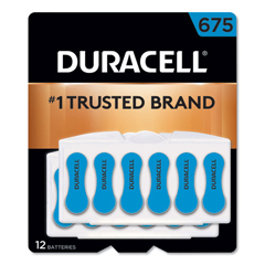 DURDA675B12ZMR0 - Duracell® Button Cell Battery
