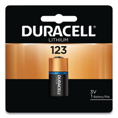 DURDL123AB6PK - Duracell® Specialty High-Power Lithium Batteries