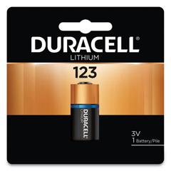 DURDL123ABPK - Duracell® Ultra High-Power Lithium Batteries