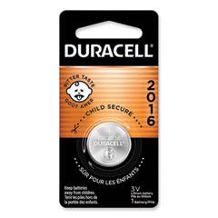 DURDL2016BPK - Duracell® Button Cell Battery
