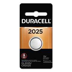 DURDL2025BPK - Duracell® Lithium Coin Battery
