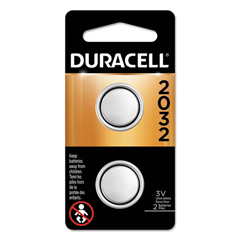 DURDL2032B2PK - Duracell® Medical Battery 2032, 2/Pack