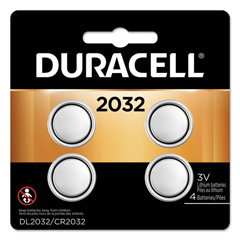 DURDL2032B4PK - Duracell® Lithium Coin Battery