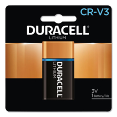 DURDLCRV3B - Duracell®Specialty High-Power Lithium Battery