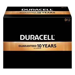 DURMN1300 - Duracell® CopperTop® Alkaline Batteries with Duralock Power Preserve™ Technology