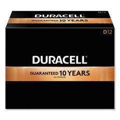 DURMN1300BKD - Duracell® CopperTop® Alkaline D Batteries