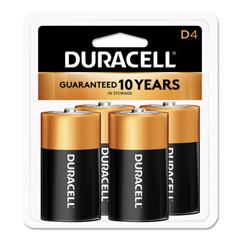 DURMN1300R4Z - Duracell® Coppertop® Alkaline D Batteries