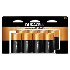 DURMN13RT8Z - Duracell® Coppertop® Alkaline D Batteries